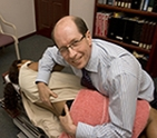 Anthony O'Reilly experienced chiropractor for lower back pain