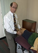 Anthony O'Reilly chiropractor for knee pain