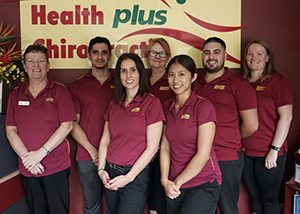 Health plus chiropractic team