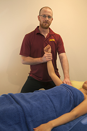 Lymphatic drainage massage Parramatta