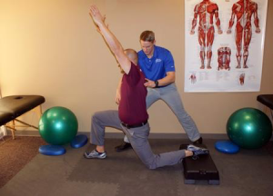 Exercise rehabilitation Parramatta
