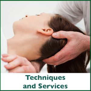 Techniques Service Health plus Chiropractic